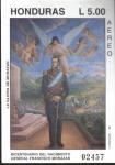 Sellos del Mundo : America : Honduras : Bicentenario del Nacimiento General Francisco Morazán