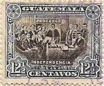 Sellos del Mundo : America : Guatemala : Próceres independencia