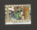 Sellos de Europa - Portugal -  Misiones católicas en Africa