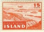 Sellos de Europa - Islandia -  Thingvellir