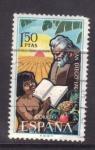Sellos de Europa - España -  II cent. fundación de San Diego. California