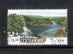 Sellos de America - México -  México conserva ríos