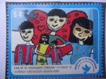 Sellos de America - Argentina -  Derecho a la Identidad-35 años de las abuelas de la Plaza de Mayo-