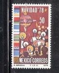 Sellos del Mundo : America : México : Navidad '78