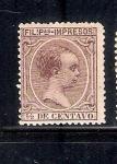 Sellos de Asia - Filipinas -  Alfonso XIII niño