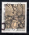 Sellos del Mundo : America : México : 500 años del nacimiento de Alberto Durero