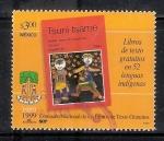 Sellos del Mundo : America : México : Libros de Texto Gratuito en 52 Lenguas Indígenas