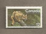 Sellos del Mundo : America : Canadá : Felis concolor