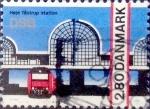 Sellos del Mundo : Europa : Dinamarca : Intercambio 0,25 usd 2,80 krone 1986