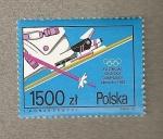 Sellos del Mundo : Europa : Polonia : Olimpiadas Barcelona 1992