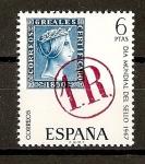 Sellos del Mundo : Europa : España : Dia Mundial del Sello.