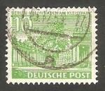 Sellos de Europa - Alemania -  Berlin - 33 - Parque de Kleist