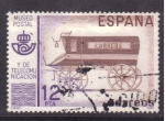 Sellos de Europa - España -  Museo postal y telecomunicaciones
