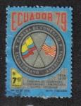 Sellos del Mundo : America : Ecuador : Camara de Comercio Ecuatoriana-Americana