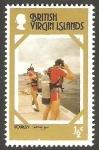 Sellos del Mundo : America : Islas_Virgenes : Submarinistas