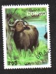 Sellos del Mundo : Africa : República_del_Congo : Fauna