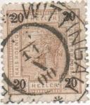 Sellos de Europa - Austria -  Y & T Nº 71