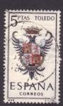 Sellos de Europa - España -  Toledo