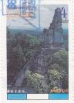 Sellos de America - Guatemala -  turismo en Guatemala