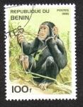 Sellos del Mundo : Africa : Benin : Animales Salvajes