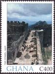 Sellos del Mundo : Africa : Ghana : HAITI - Parque Histórico Nacional – Ciudadela, Sans Souci y Ramiers
