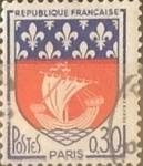 Sellos del Mundo : Europa : Francia : Intercambio 0,20 usd 30 cents. 1965