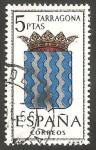 Sellos de Europa - España -  1640 - Escudo de la provincia de Tarragona