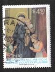 Sellos del Mundo : America : Chile : 100 Años del Nacimiento de San Vicente de Paul