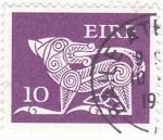 Sellos de Europa - Irlanda -  animal mitológico