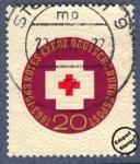 Sellos de Europa - Alemania -  100 años de la Cruz Roja Internacional