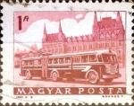 Sellos de Europa - Hungría -  Intercambio 0,20 usd 1 ft. 1963