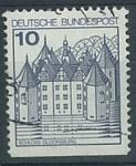 Sellos del Mundo : Europa : Alemania : Castillo Glücksburg