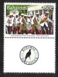 Sellos del Mundo : America : Bahamas : 120 Aniversario de la Fuerza Real de Policía de Bahamas
