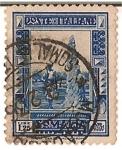 Sellos del Mundo : Africa : Somalia : poste italiane / somalia / 1,25 lire / colonias italianas