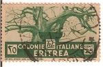 Sellos del Mundo : Africa : Eritrea : colonie italiane / Eritrea