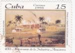 Sellos de America - Cuba -  400 Aniversario de la Industria Azucarera