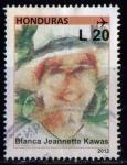 Sellos de America - Honduras -  Honduras-cambio