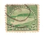 Sellos de America - Estados Unidos -  united states postage / Niagara
