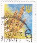 Sellos de Europa - Ucrania -  espígas