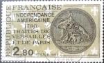 Sellos del Mundo : Europa : Francia : Intercambio 0,60 usd 2,80 francos 1983