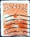 Sellos de America - México -  Intercambio 0,20 usd 5 cent. 1923