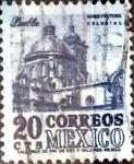 Sellos del Mundo : America : México : Intercambio 0,20 usd 20 cent. 1950