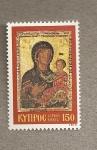 Sellos del Mundo : Asia : Chipre : icono