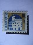 Sellos de Europa - Checoslovaquia -  Jindrichuv Hradec.