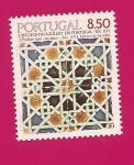 Sellos de Europa - Portugal -  Azulejos - 5 siglos del azulejo en Portugal -
