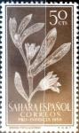 Sellos del Mundo : Europa : España :  Intercambio jxi 0,35 usd 50 cent. 1956