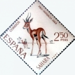 Sellos del Mundo : Europa : España :  Intercambio cxrf 0,30 usd 2,50 p. 1969
