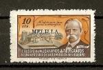 Sellos de Europa - España -  Telegrafos Melilla