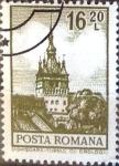 Sellos de Europa - Rumania -  Intercambio 0,25 usd 16,20 l. 1972