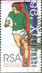Sellos del Mundo : Africa : Sudáfrica :  Intercambio pxg 0,30 usd 60 cent. 1995